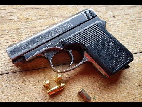CZ Vz.92 Shooting - G's HD Gun Show