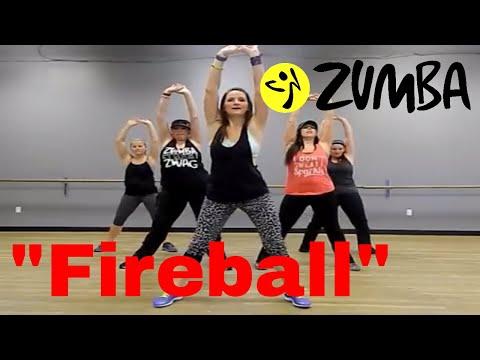 Fireball (Pitbull) Zumba Routine-ZIN 55