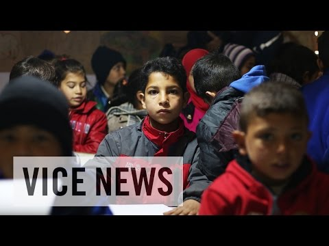 Arab Winter: Syrian Refugees in Lebanon's Bekaa Valley