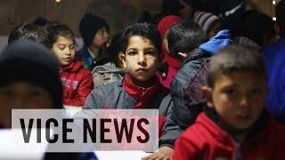 Arab Winter: Syrian Refugees in Lebanon's Bekaa Valley