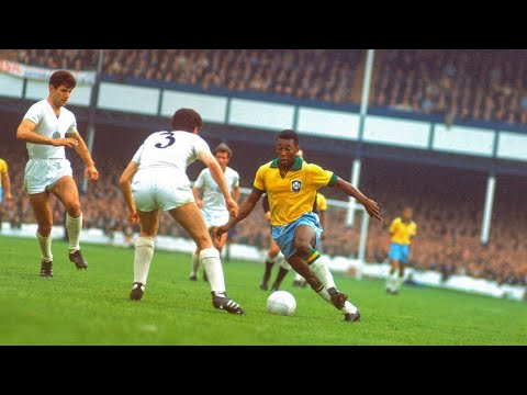 Pele -Top 10 Impossible Goals Ever