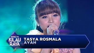 Merdunan Syaahdu, Tasya Rosmala [Ayah] - RTKR (16/12)