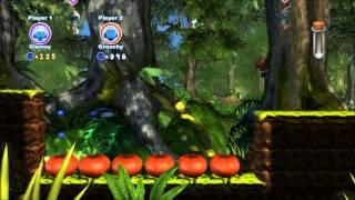 Smurfs 2 Nintendo Wii U + Two Player Mode With Kieran & Game Opinions