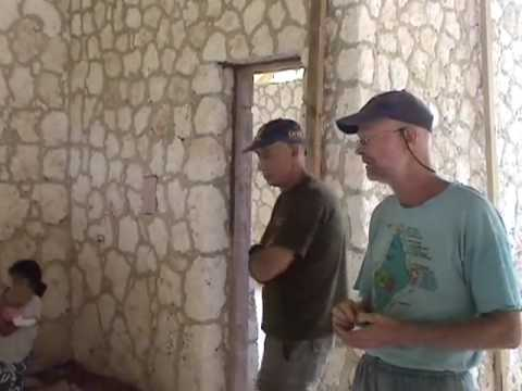 First Stone House in Vava'u, Tonga (Part 1 of 2)
