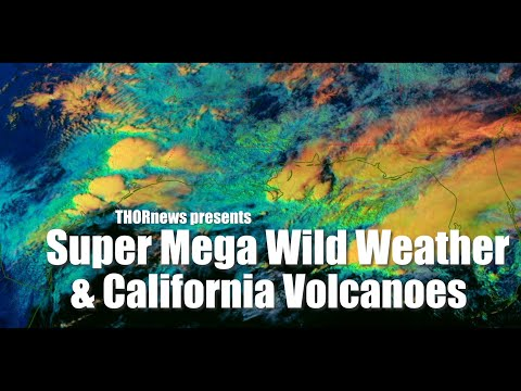 Super Wild Weather! Major California Storms & 222 Rivers Flooding in the South & so much more