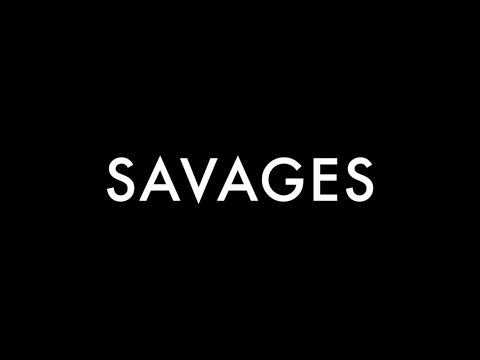 ANNA MAE - SAVAGES (Lyric Video)