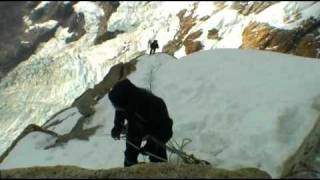 Cerro Torre BASE Jump: Mountain Hardwear Russia