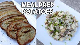Meal Prep Hacks Potatoes    Steph and Adam