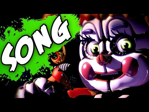 """FNAF SISTER LOCATION SONG """"Welcome Back"""" by TryHardNinja"""