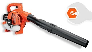 How to Maintain a Handheld Leaf Blower