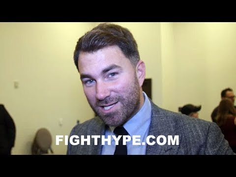 """EDDIE HEARN REVEALS """"HUGE"""" OFFER TO TYSON FURY; REACTS TO RING MAGAZINE STRIPPING HIM OF TITLE"""