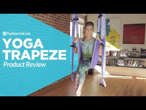 Yoga Trapeze - Arial Yoga - Product Review