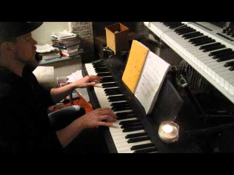Kanye West Jay-Z Murder to Excellence Piano Cover Watch the Throne