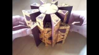 Hellraiser Lemarchand Puzzlebox Papercraft