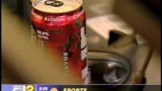 4 teens hospitalized from Four loko