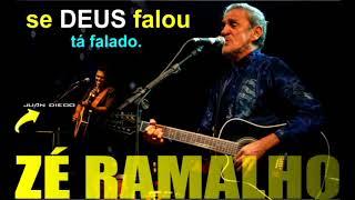 Video Zé Ramalho Se Deus Falou Tá Falado download MP3, 3GP, MP4, WEBM, AVI, FLV Juni 2018