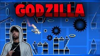 GODZILLA Layout (Geometry Dash 2.11)   DeVeReL