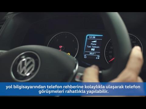 transporter'daki bluetooth özellikli radyo nasıl çalışır? - youtube