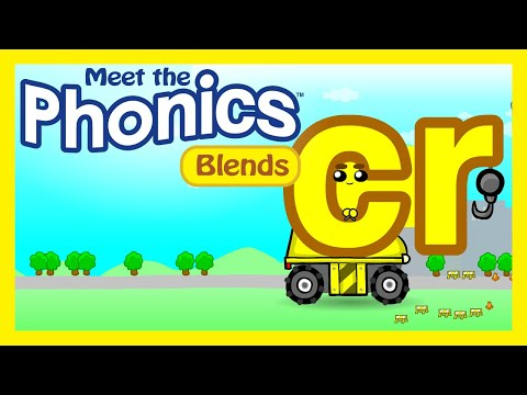 Download Meet the Phonics - Blends (FREE) | Preschool Prep Company