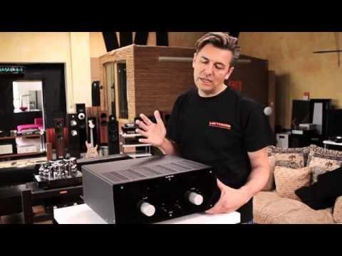 Audiomat Aria Röhrenverstärker - präsentiert von LOFTSOUND HIFI