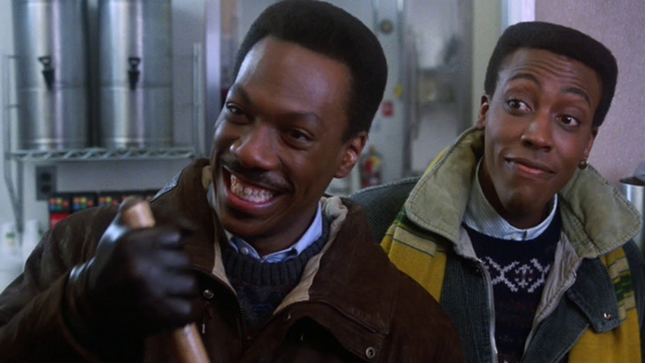 Coming To America 1988 Mcdowell S Not Mcdonald S Youtube