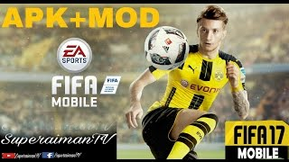 HACK Fifa17 Mobile(unlimited Coins)+ APK+MOD  + Download  [ITA/ENG] (No Private Server)