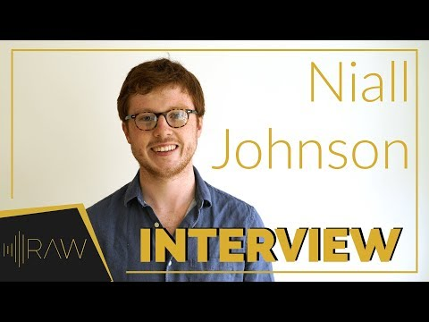 Niall Johnson (Societies Officer) | RAW Interviews