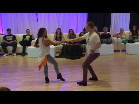 Jack & Jill O'Rama 2017 Champions Jack & Jill - Ben McHenry and Malia San Nicolas