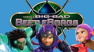 Video Big Hero 6(Big Bad Beetleborgs Style) download MP3, 3GP, MP4, WEBM, AVI, FLV Juli 2018