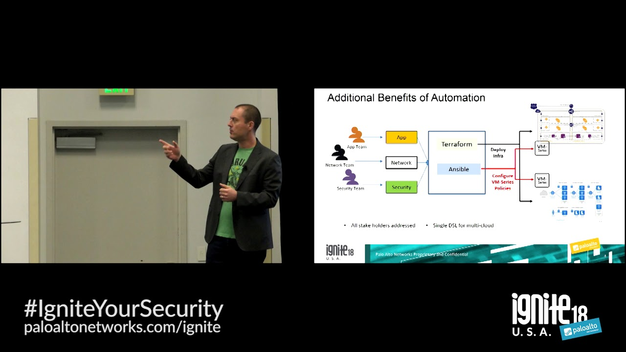 End-to-End Cloud Security Automation with Terraform