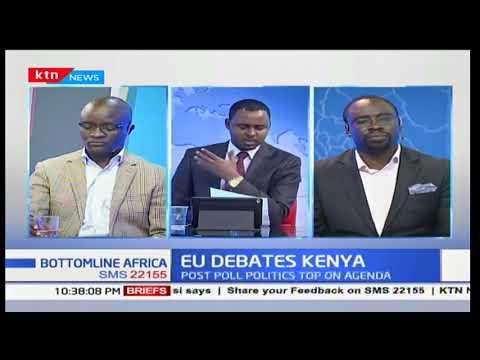 Bottomline Africa: EU debates Kenya