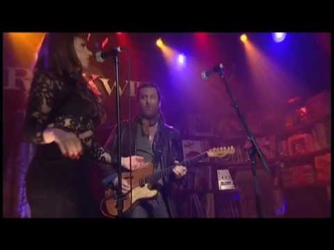 She's Not There - CC Adcock & Clairy Browne - Rockwiz duet