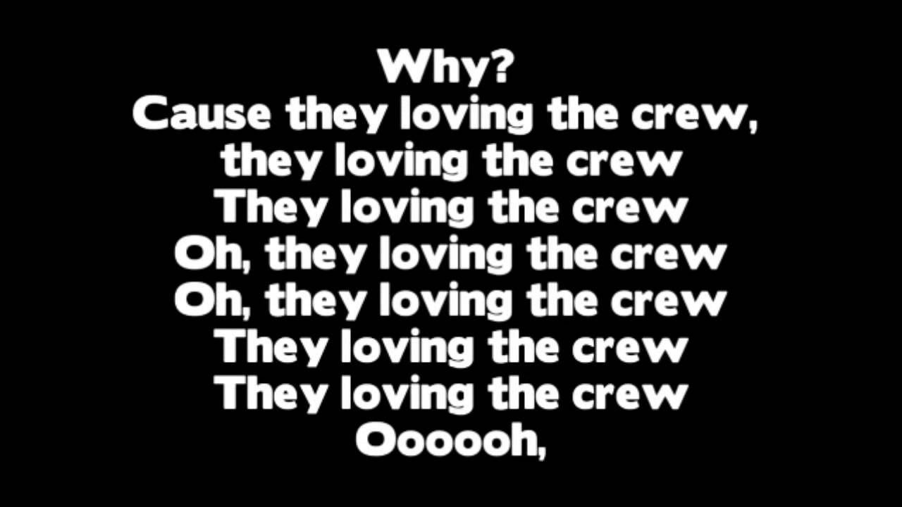 Drake - Crew Love Ft The Weeknd Lyrics - Youtube-7045