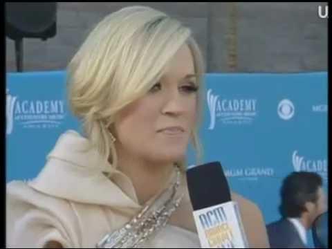 MackTakMart | Carrie Underwood in Jovani