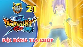 Inazuma Eleven Go Strikers 2013 #21 - GAME ĐỘI BÓNG TIA CHỚP - Inazuma Eleven Play