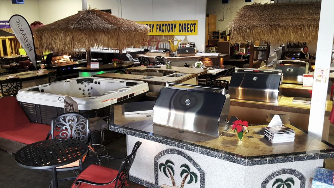 Pomona BBQ Islands   Extreme Backyard Designs
