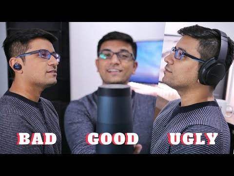 The GOOD, BAD & UGLY about BOSE Headphones, Speakers & Earphones - Review