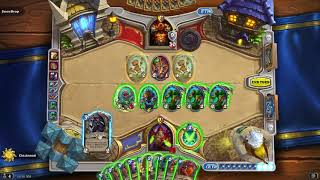 Hearthstone: Odd Quest Rogue vs. Odd Quest Warrior (Catalog: Boomsday / September 2018)