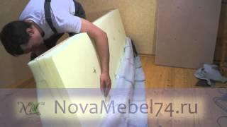 9 Обивка сидения. Как сделать диван Еврокнижка своими руками.(, 2016-05-01T03:21:29.000Z)