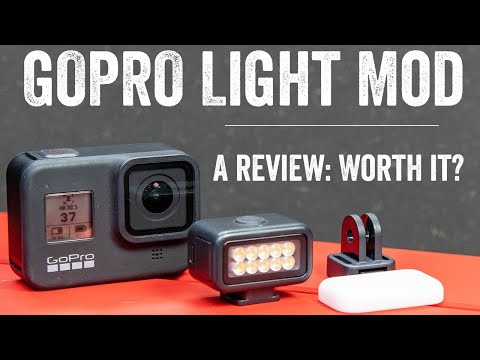 GoPro Light Mod Review: Full Tests, Specs, Usage
