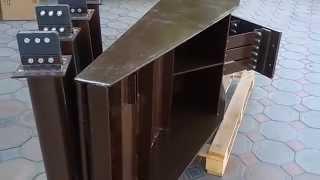виброконвейер вибростол модель 3080 97в для изготовления вибролитой плитки