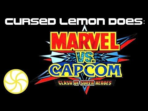 Marvel vs  Capcom: Clash of Super Heroes - Dreamcast - Alvanista
