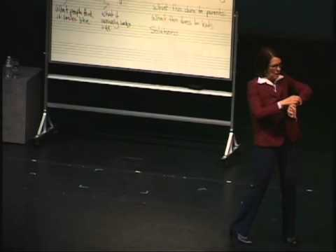 Parent University 2013 - Madeline Levine, PhD - YouTube