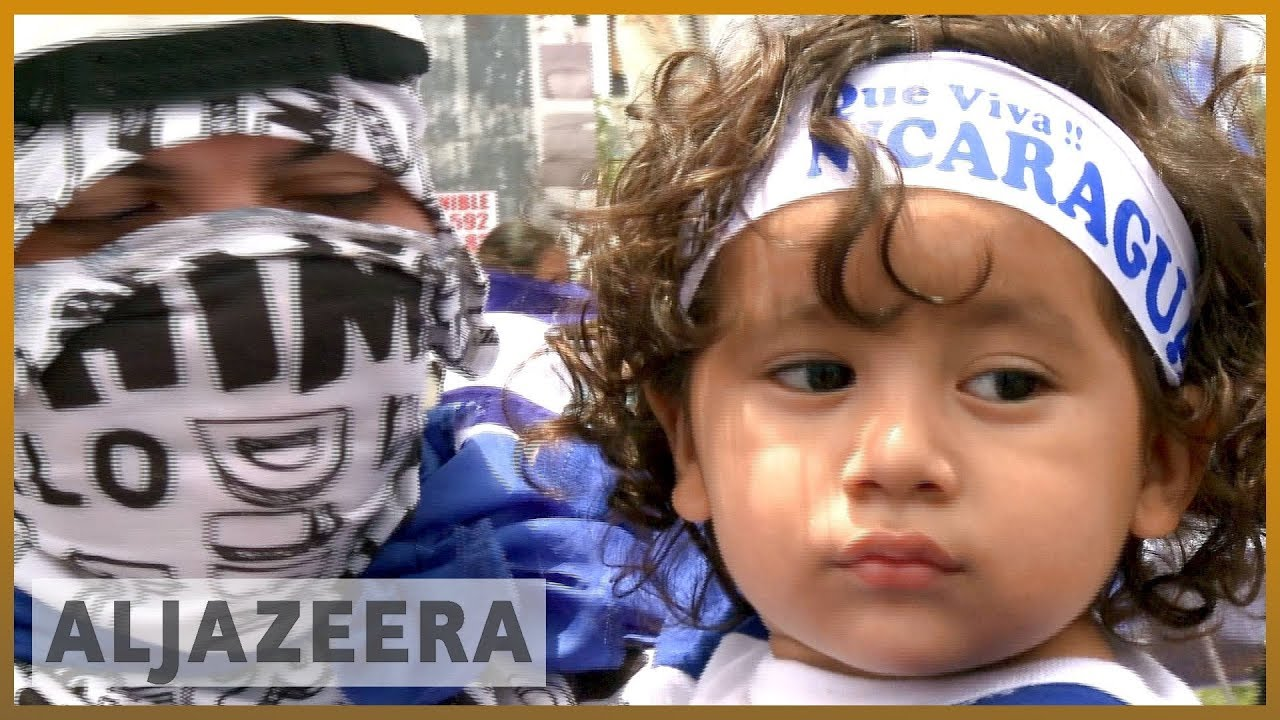 🇳🇮 Nicaragua protests: Ortega opponents fear for their lives | Al Jazeera English
