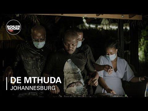 De Mthuda   System Restart: Johannesburg