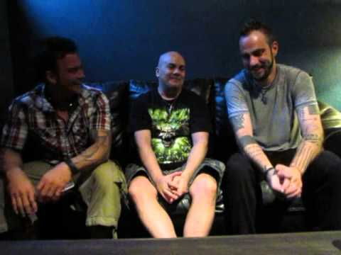 Saint Asonia Interview With Corey Lowery Amp Adam Gontier