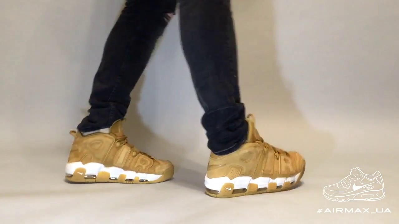 uptempo flax on feet off 52% - www