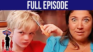 Kyle Cuts Off His Own Hair | Full Episode | Supernanny