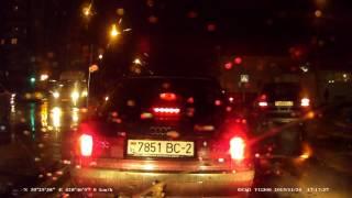 Полоцк, 20.11.15 нарушение ПДД, BMW 0192 ЕМ2
