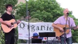 Jimmy Landry & Chris Rosser live at Organic Fest 2015